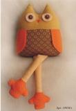 """Набор для изготовления текстильной игрушки """"OWL'S STORY"""""""