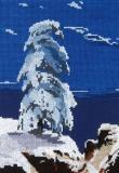 """""""На севере диком"""" И. Шишкин 1891г"""