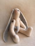 """Набор для изготовления текстильной игрушки """"RABBIT'S STORY"""""""