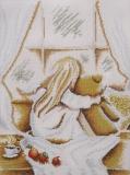 """""""Твое утро"""" по рисунку А.Логиновой"""