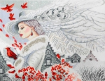 """""""Зима идет..."""", по рисунку Т.Дорониной"""