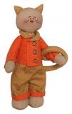 """Набор для изготовления текстильной игрушки """"CAT'S STORY"""""""