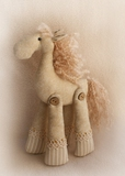 """Набор для изготовления текстильной игрушки """"HORSE'S STORY"""""""