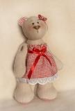 """Набор для изготовления текстильной игрушки """"BEAR'S STORY"""""""